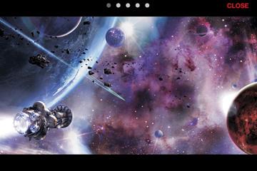 SpaceGatefold