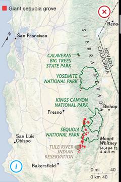 YosemiteMap
